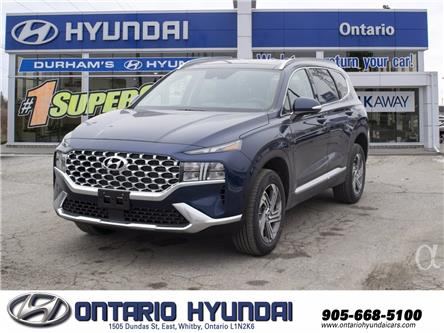2021 Hyundai Santa Fe Preferred (Stk: 313974) in Whitby - Image 1 of 18