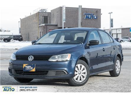 2013 Volkswagen Jetta 2.0L Trendline (Stk: 263622) in Milton - Image 1 of 18