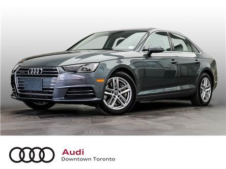 2017 Audi A4 2.0T Komfort (Stk: P4190) in Toronto - Image 1 of 28