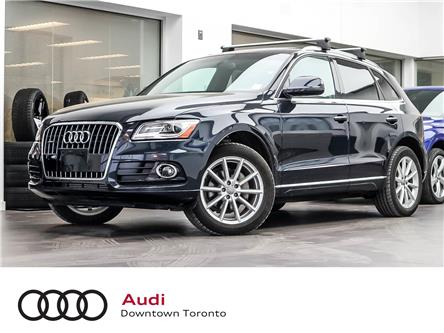 2016 Audi Q5 2.0T Technik (Stk: P4185) in Toronto - Image 1 of 5