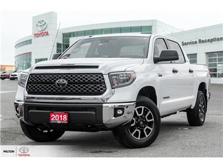 2018 Toyota Tundra SR5 Plus 5.7L V8 (Stk: 716064) in Milton - Image 1 of 22