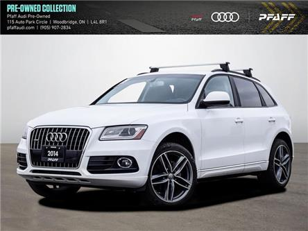 2014 Audi Q5 2.0 Komfort (Stk: T19145A) in Woodbridge - Image 1 of 16