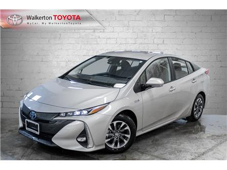 2021 Toyota Prius Prime Upgrade (Stk: 21103) in Walkerton - Image 1 of 17