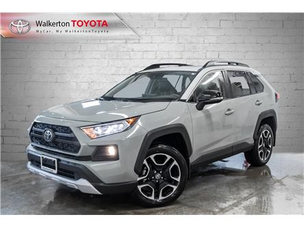 2021 Toyota RAV4 Trail (Stk: 21040) in Walkerton - Image 1 of 20