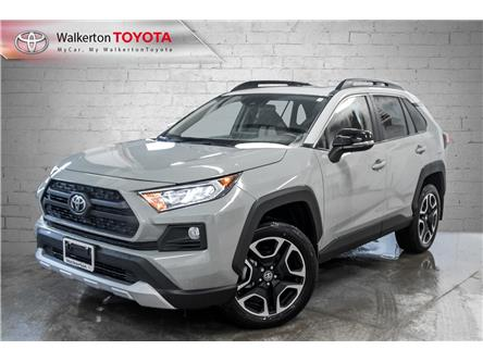 2021 Toyota RAV4 Trail (Stk: 21071) in Walkerton - Image 1 of 20