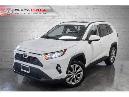 2021 Toyota RAV4 XLE (Stk: 21043) in Walkerton - Image 1 of 19
