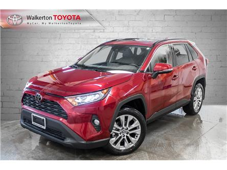2021 Toyota RAV4 XLE (Stk: 21053) in Walkerton - Image 1 of 20
