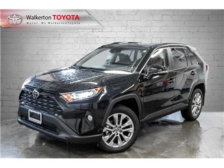 2021 Toyota RAV4 XLE (Stk: 21065) in Walkerton - Image 1 of 19