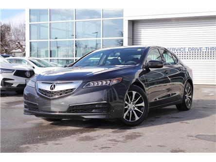 2016 Acura TLX Base (Stk: P1703) in Ottawa - Image 1 of 26