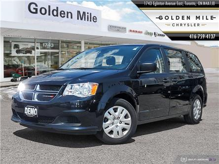 2019 Dodge Grand Caravan CVP/SXT (Stk: 19131) in North York - Image 1 of 26