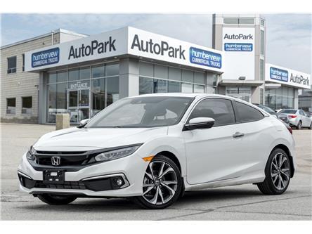 2020 Honda Civic Touring (Stk: APR9922) in Mississauga - Image 1 of 22