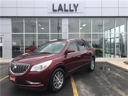 2017 Buick Enclave Leather (Stk: 00590A) in Tilbury - Image 1 of 26