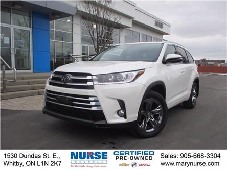 2018 Toyota Highlander Limited (Stk: 21K103A) in Whitby - Image 1 of 30