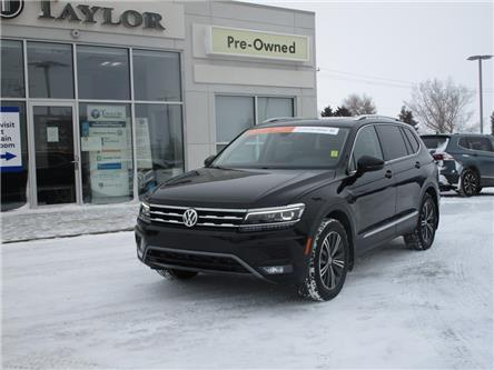 2018 Volkswagen Tiguan Highline (Stk: 2101161) in Regina - Image 1 of 47