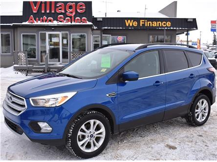 2018 Ford Escape SE (Stk: P38183) in Saskatoon - Image 1 of 18