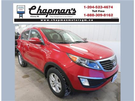 2013 Kia Sportage LX (Stk: L-061B) in KILLARNEY - Image 1 of 28