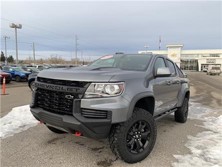 2021 Chevrolet Colorado ZR2 (Stk: M1119113) in Calgary - Image 1 of 30