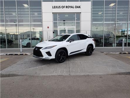 2021 Lexus RX 350 Base (Stk: L21187) in Calgary - Image 1 of 14