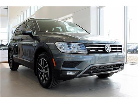 2019 Volkswagen Tiguan Comfortline (Stk: 69628A) in Saskatoon - Image 1 of 18