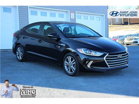 2017 Hyundai Elantra GL (Stk: U2807) in Saint John - Image 1 of 19