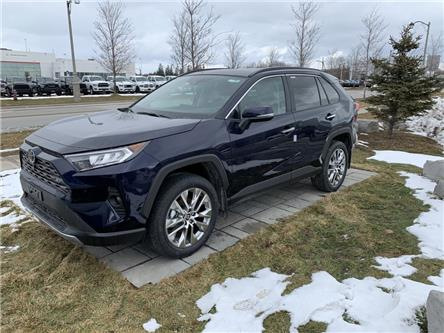 2021 Toyota RAV4 Limited (Stk: 210199) in Whitchurch-Stouffville - Image 1 of 8
