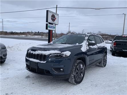 2021 Jeep Cherokee North (Stk: 6654) in Sudbury - Image 1 of 20
