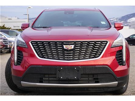2021 Cadillac XT4 Premium Luxury (Stk: ) in Kelowna - Image 1 of 10