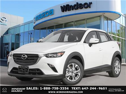 2020 Mazda CX-3 GS (Stk: C32477) in Windsor - Image 1 of 23