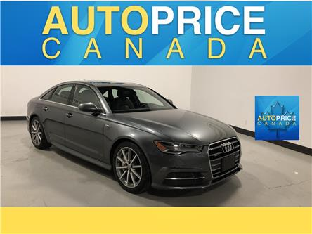 2018 Audi A6 2.0T Progressiv (Stk: W2930) in Mississauga - Image 1 of 27