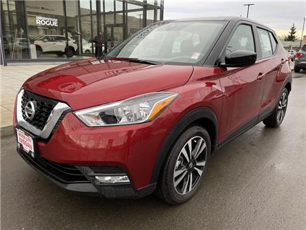 2020 Nissan Kicks SV (Stk: T20310) in Kamloops - Image 1 of 23