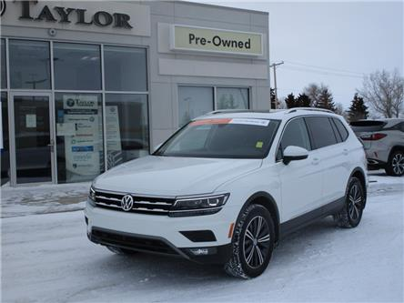 2018 Volkswagen Tiguan Highline (Stk: 2101281) in Regina - Image 1 of 49