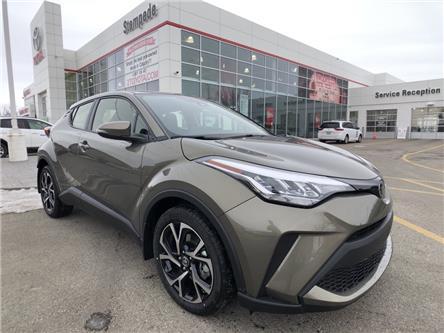 2021 Toyota C-HR XLE Premium (Stk: 210182) in Calgary - Image 1 of 12