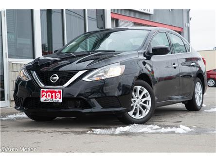 2019 Nissan Sentra  (Stk: 2139) in Chatham - Image 1 of 24