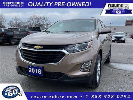 2018 Chevrolet Equinox 1LT (Stk: L-4467) in LaSalle - Image 1 of 26