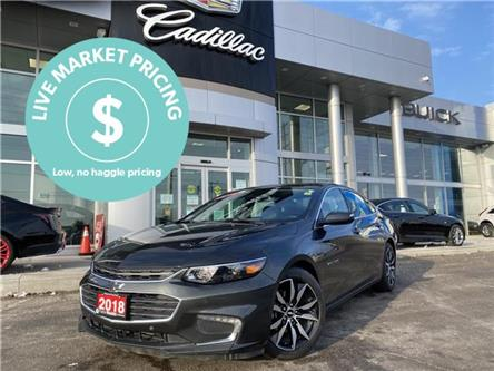 2018 Chevrolet Malibu LT (Stk: 0113765A) in Newmarket - Image 1 of 30