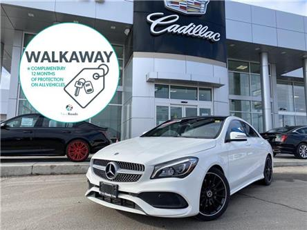 2018 Mercedes-Benz CLA 250 Base (Stk: N15135) in Newmarket - Image 1 of 28