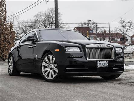 2014 Rolls-Royce Wraith COUPE (Stk: X84258) in Toronto - Image 1 of 30