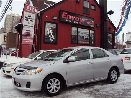 2012 Toyota Corolla LE (Stk: ) in Ottawa - Image 1 of 30