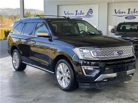 2019 Ford Expedition Platinum (Stk: 21008A) in Port Alberni - Image 1 of 22