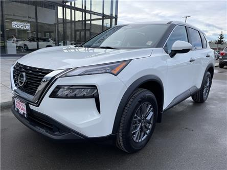 2021 Nissan Rogue S (Stk: T21005) in Kamloops - Image 1 of 26