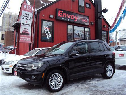 2015 Volkswagen Tiguan Special Edition (Stk: ) in Ottawa - Image 1 of 30
