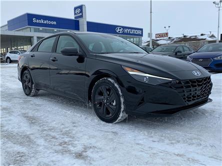 2021 Hyundai Elantra Preferred (Stk: 50144) in Saskatoon - Image 1 of 14