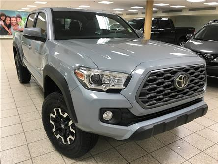 2021 Toyota Tacoma Base (Stk: 210411) in Calgary - Image 1 of 20