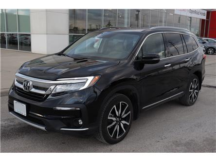 2021 Honda Pilot Touring 8P (Stk: 1501355) in Brampton - Image 1 of 24