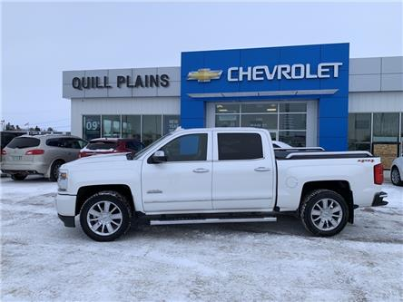 2017 Chevrolet Silverado 1500 High Country (Stk: 21T048A) in Wadena - Image 1 of 11