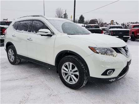 2016 Nissan Rogue SV (Stk: ) in Kemptville - Image 1 of 21