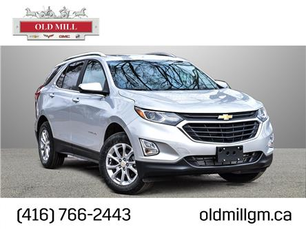 2021 Chevrolet Equinox LT (Stk: M6142832) in Toronto - Image 1 of 23