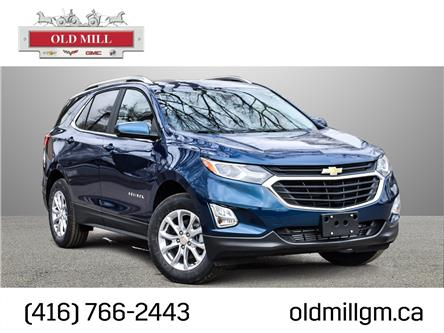 2021 Chevrolet Equinox LT (Stk: M6144332) in Toronto - Image 1 of 22