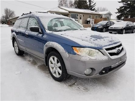 2008 Subaru Outback 2.5 i Touring Package (Stk: ) in Kemptville - Image 1 of 16