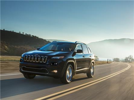 2016 Jeep Cherokee North (Stk: J21006) in Brandon - Image 1 of 5